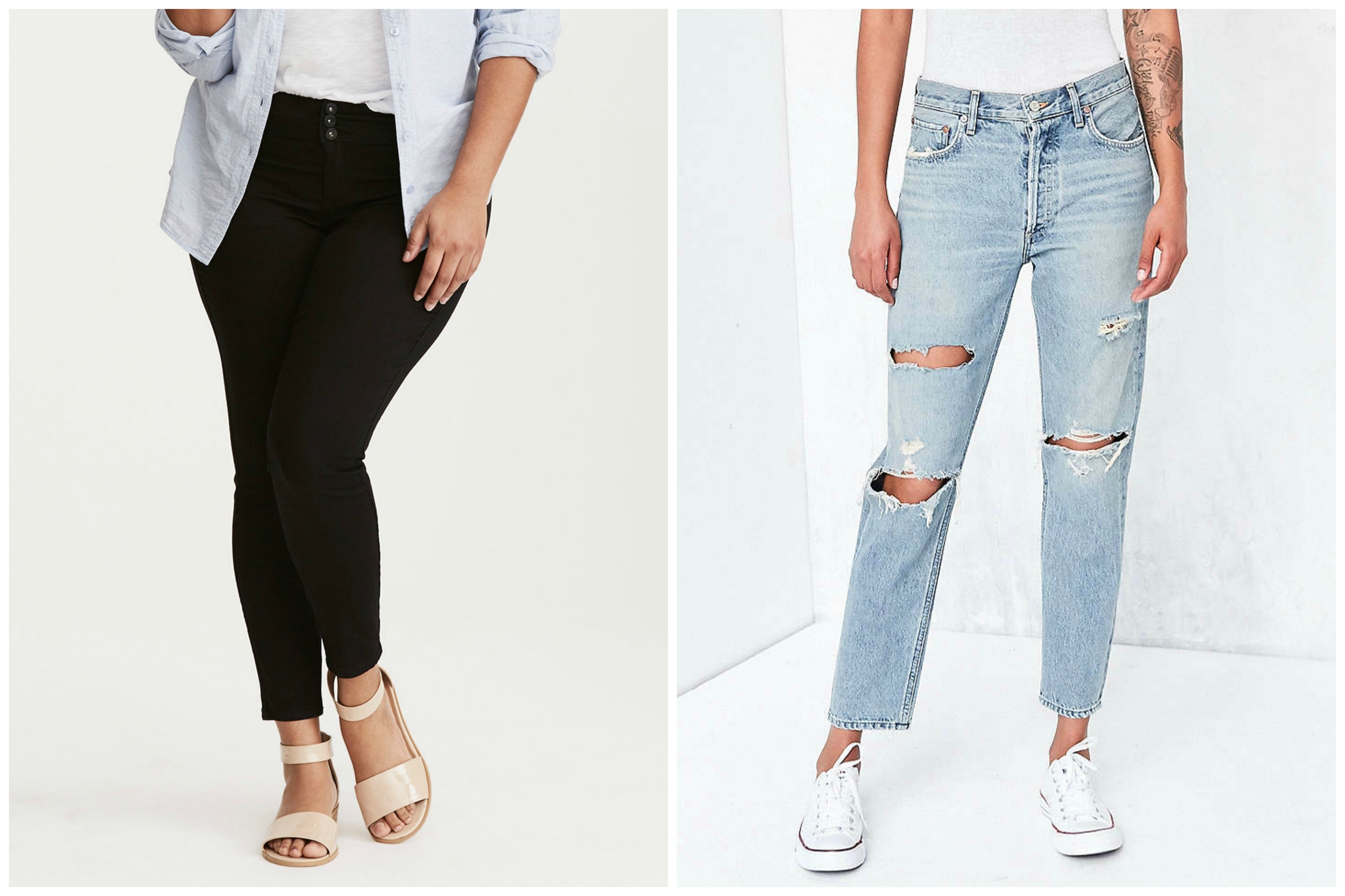 0378775c The 12 Best High Waisted Jeans That You Can Buy Right Now