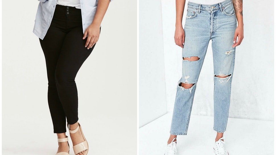 b6db3212a3671 The 12 Best High Waisted Jeans That You Can Buy Right Now