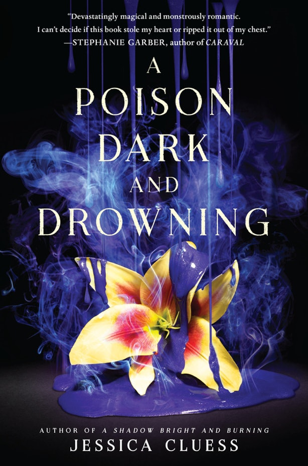 Image result for a poison dark and drowning