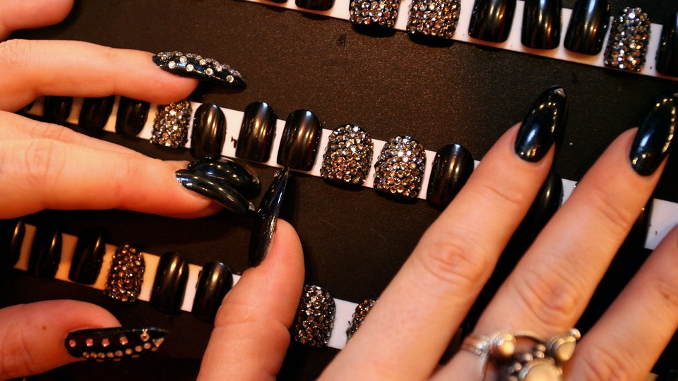 Are Acrylics Safe When Pregnant?
