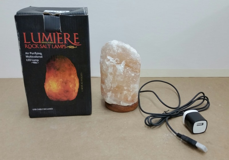Thousands Of Himalayan Rock Salt Lamps Are Being Recalled Here S