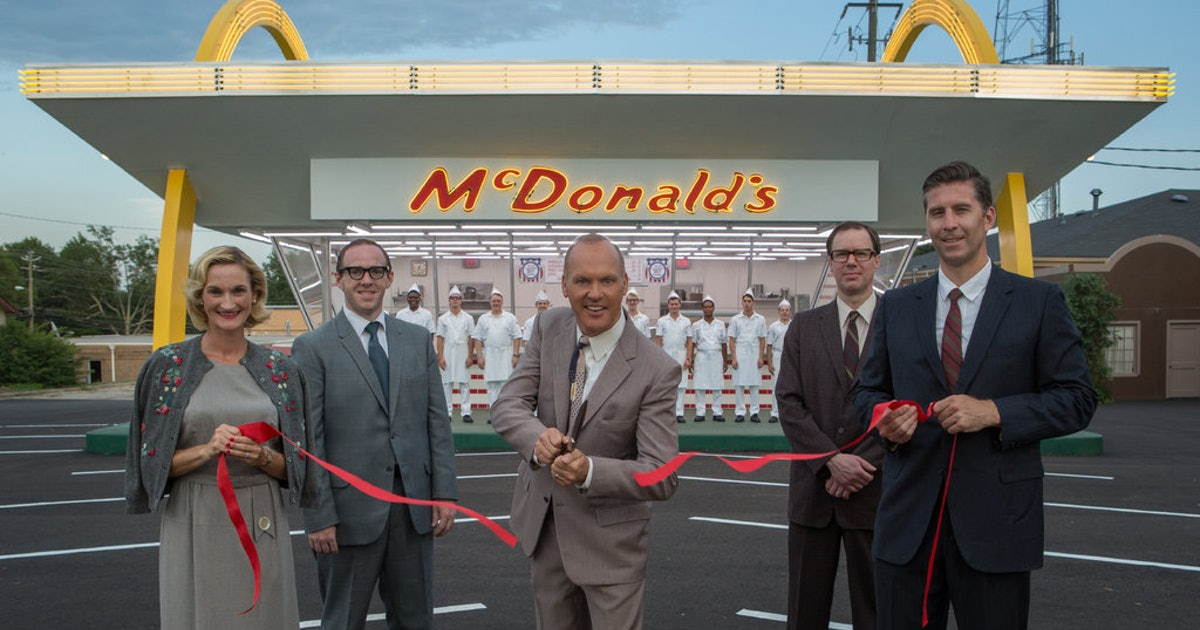 How Accurate is 'The Founder'? The True Facts About McDonald's Will  Surprise You