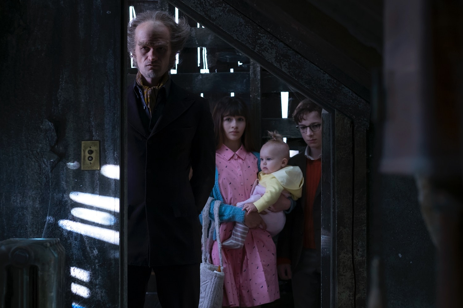 A Series Of Unfortunate Events Set