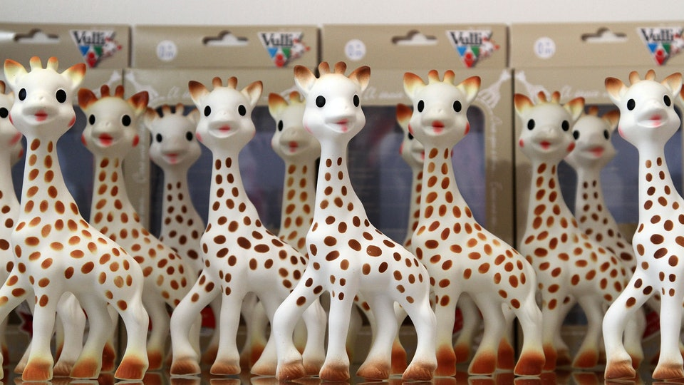 Can You Return Your Sophie Giraffe Toy If It Has Mold Inside It  So ... 5ff2ffa91