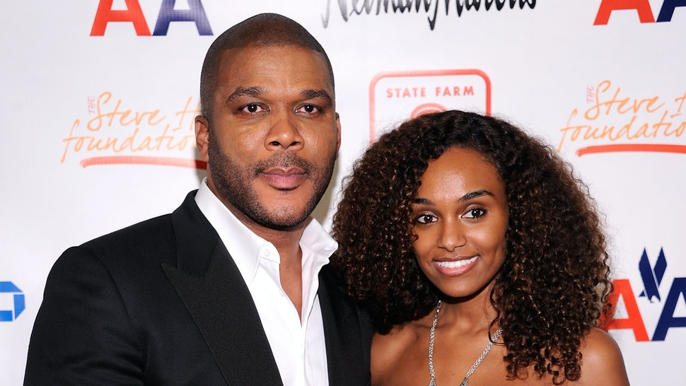 tyler perry dating a speicla woman