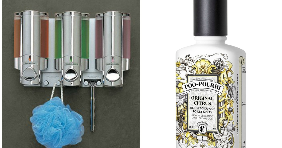 12 Weird But Genius Bathroom Products That Are Trending On ...