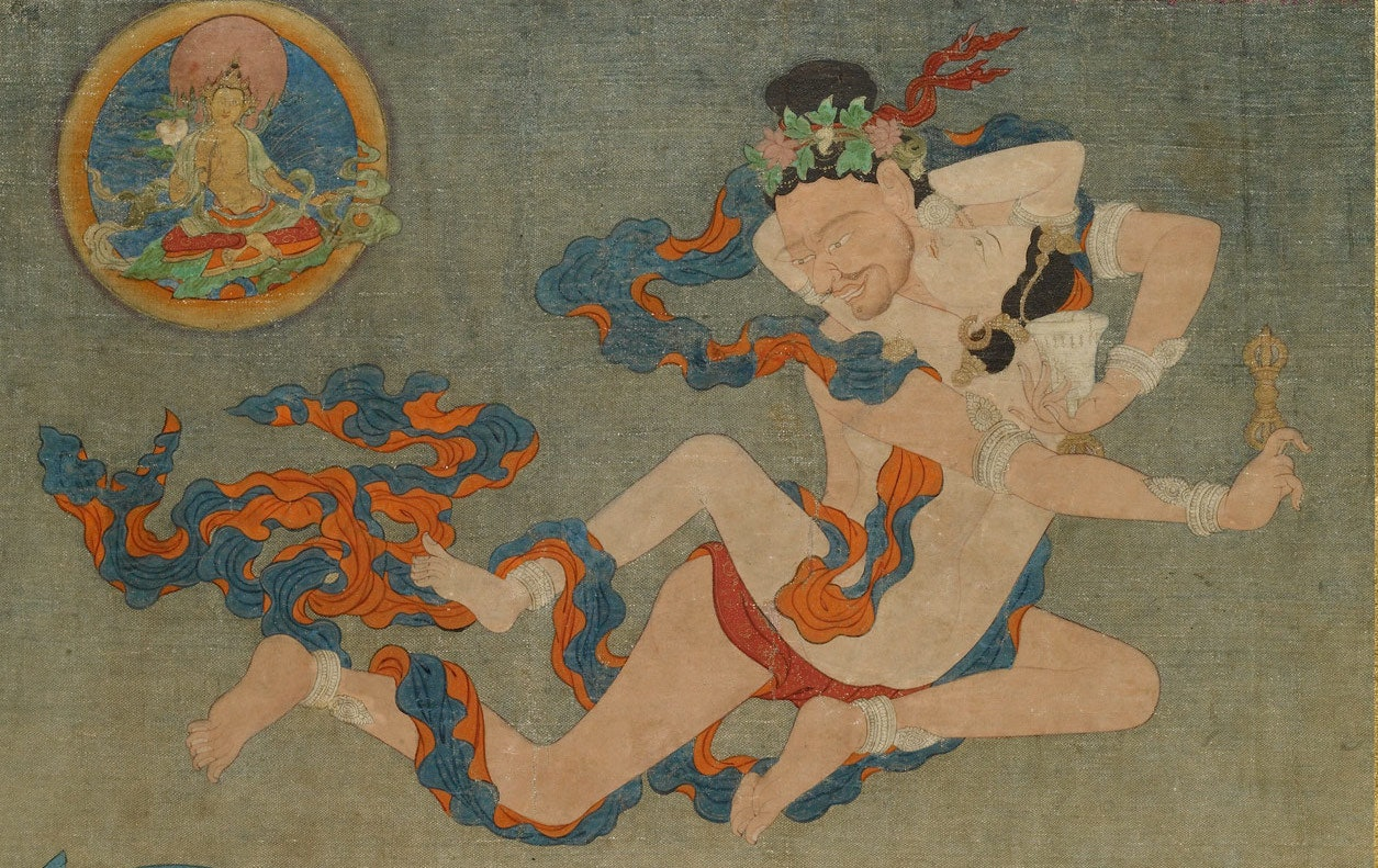 What is tantra sexuality
