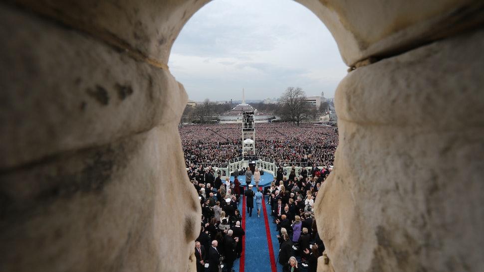 james polk inaugural address