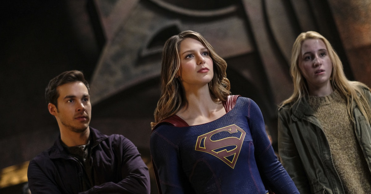 Who Is Izzy On Supergirl Harley Quinn Smith S Role May Be