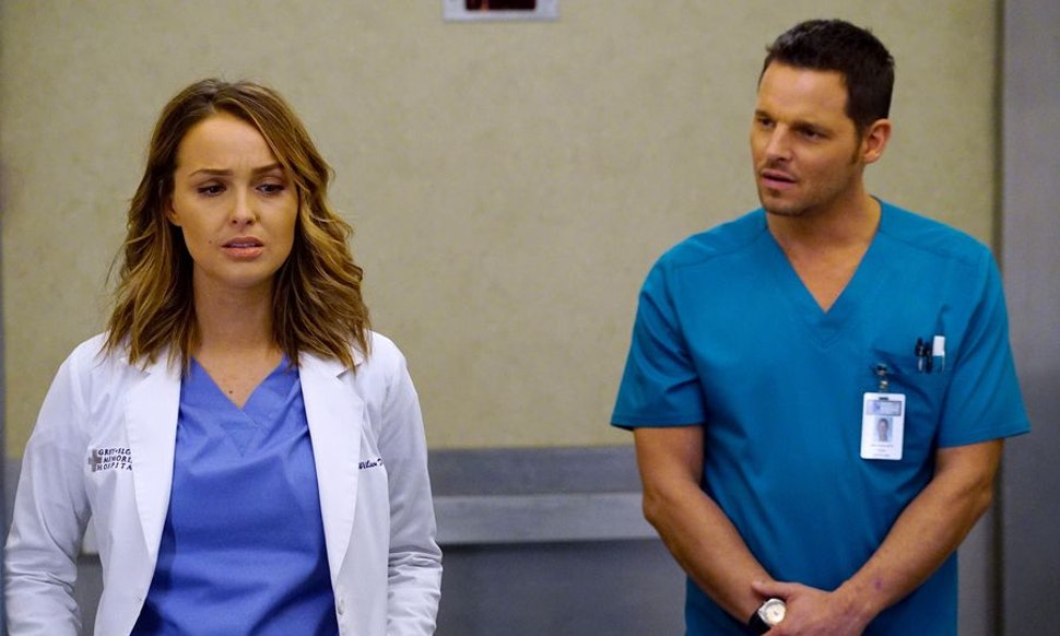Alex Is Going To Jail On \'Grey\'s Anatomy\' & There\'s Nothing Jo Can ...