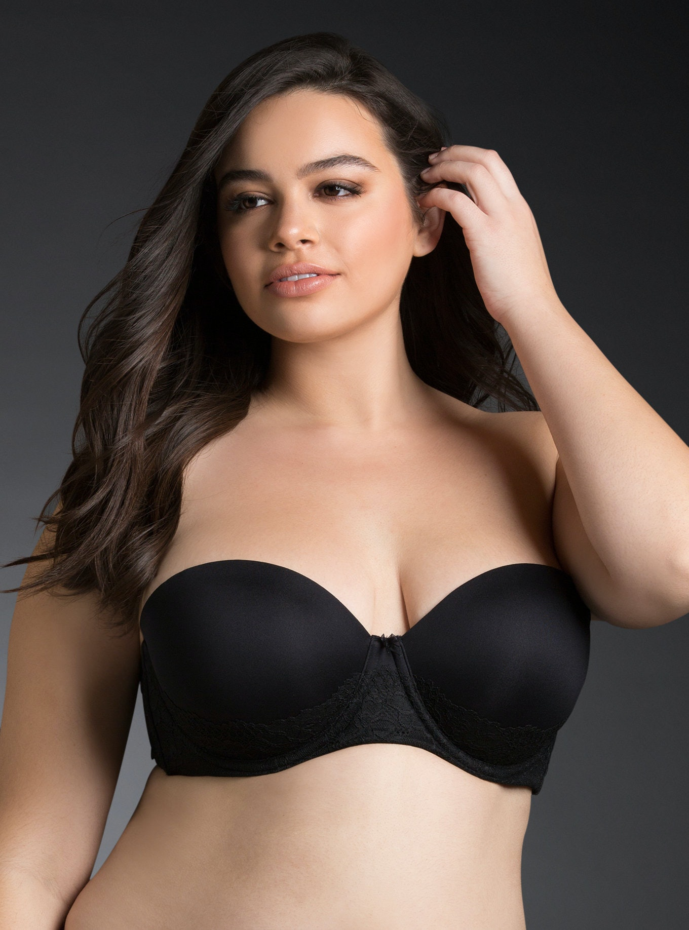 405be5e12d7 11 Convertible Plus Size Bras For Ultimate Comfort   Versatility