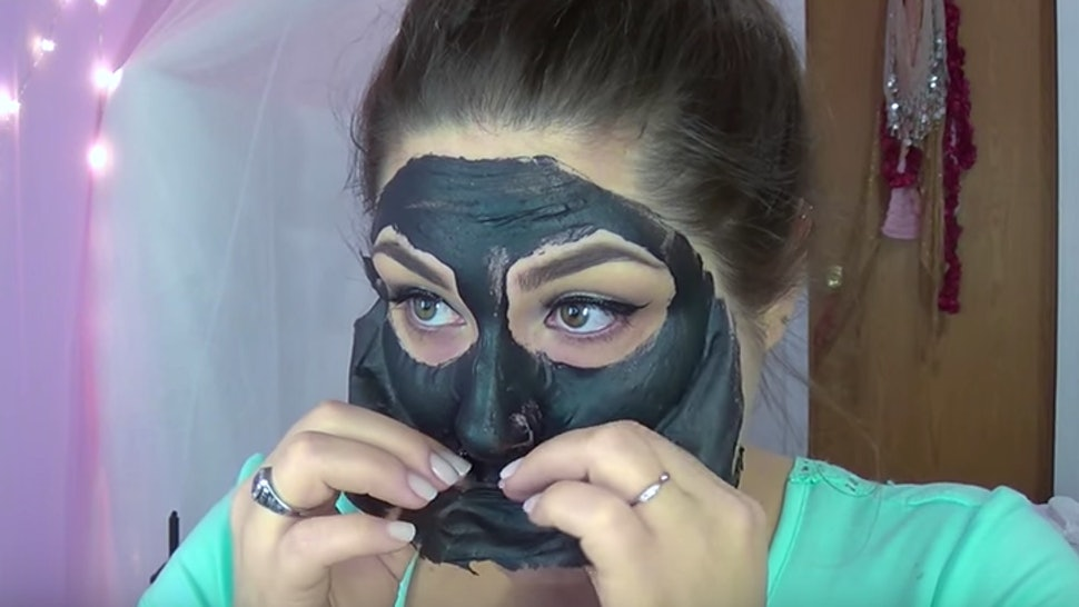 Do Peel Off Face Masks Actually Work For Blackheads? The Experts