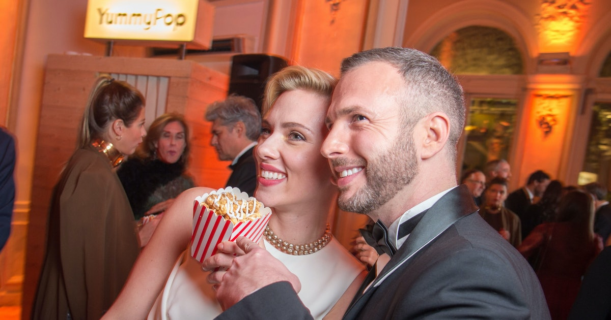 How Did Scarlett Johansson Romain Dauriac Meet Their Reported Split Comes As A Surprise