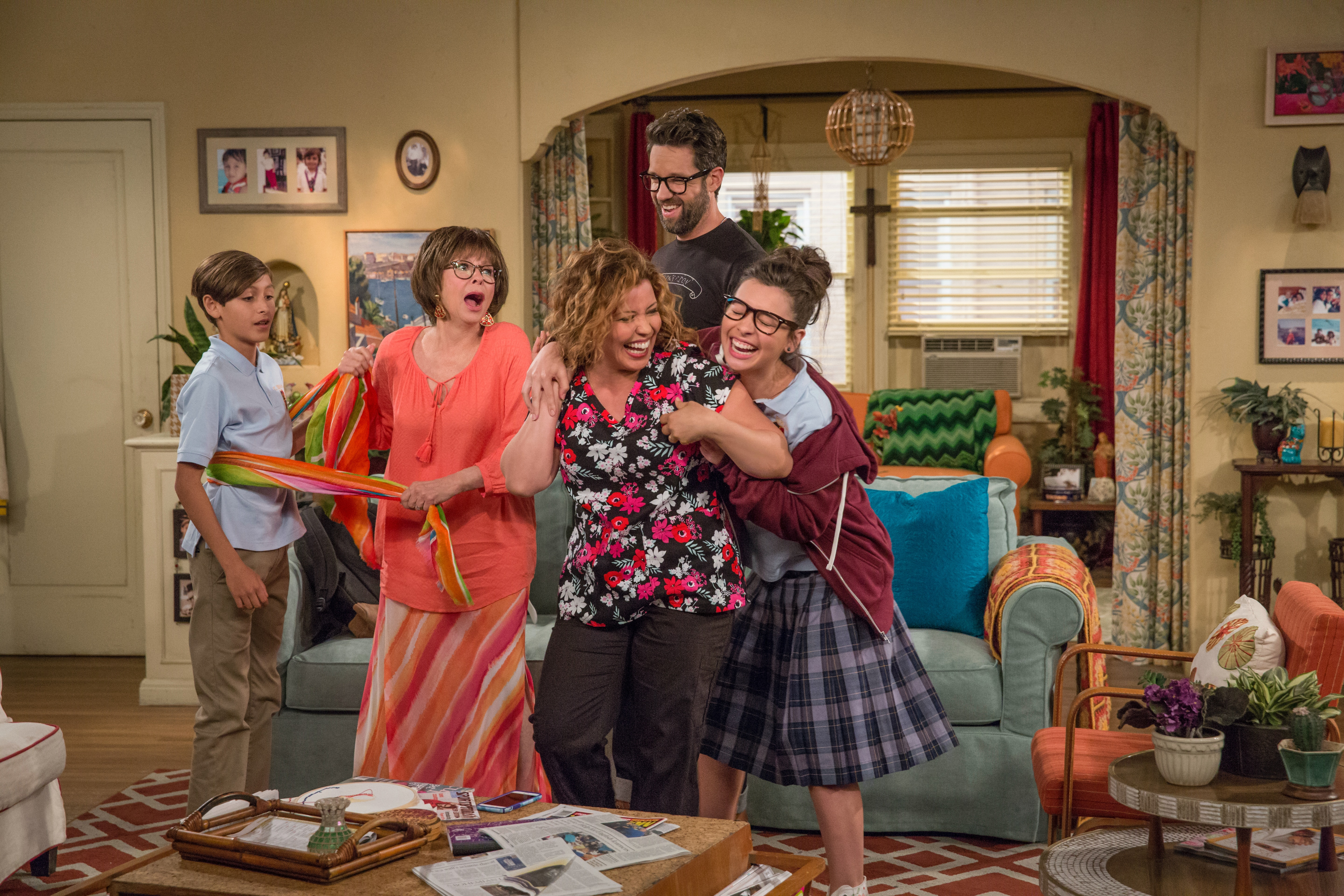 The One Day At A Time Cast Brings Even More History To Netflixs