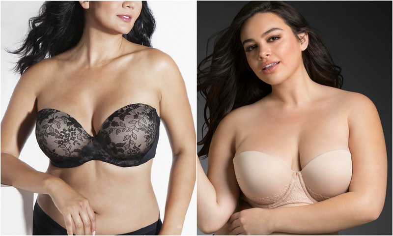 Bra big boobs pics Where To Buy Strapless Bras For Large Breasts