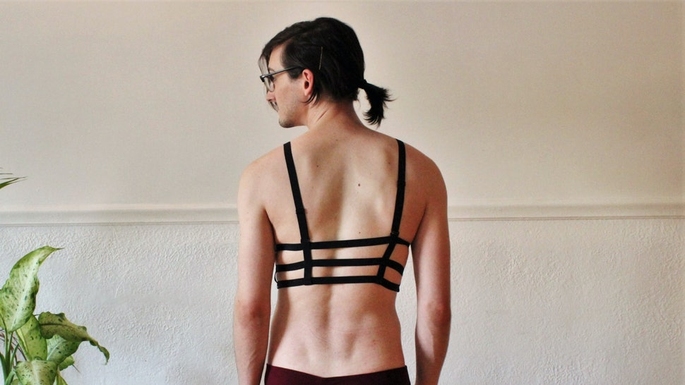aaba1c3c7d What Nonbinary People Want You To Know About Buying Lingerie For  Valentine s Day