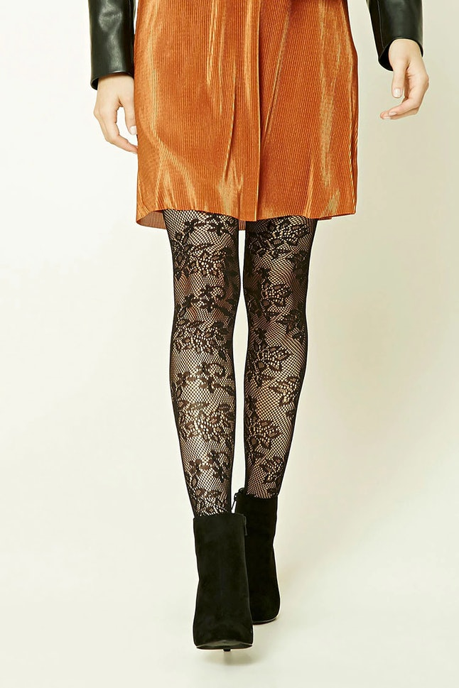 9 Fishnet Stockings To Wear Under Your Jeans Or Dresses