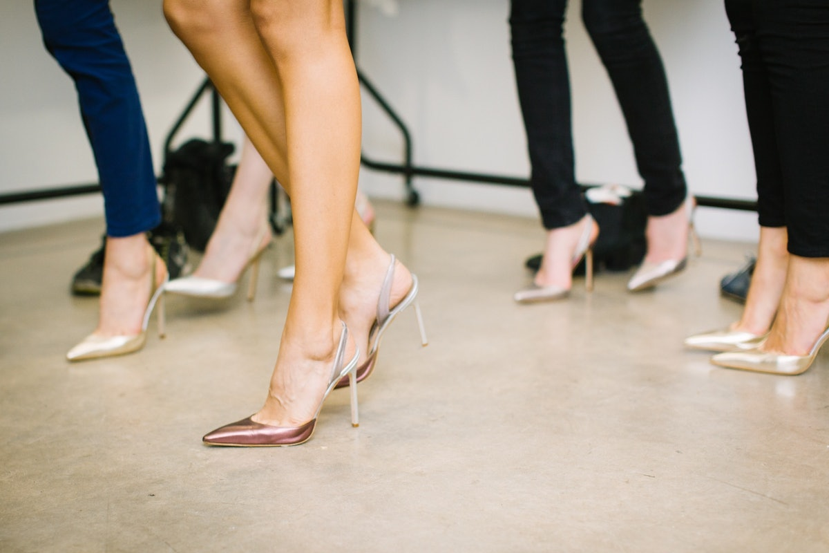 Some Tips about High Heels without Pain