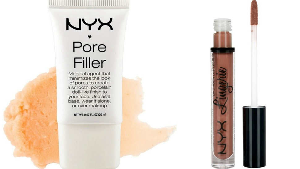 The 8 Best NYX Products That Reddit Beauty Lovers Are Obsessed With