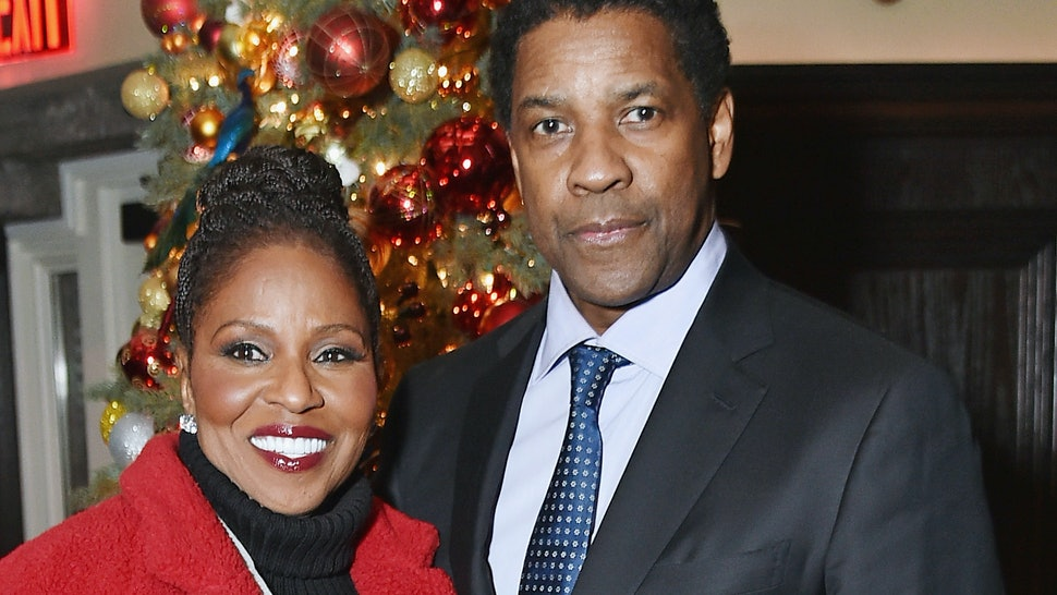 Image result for denzel and pauletta