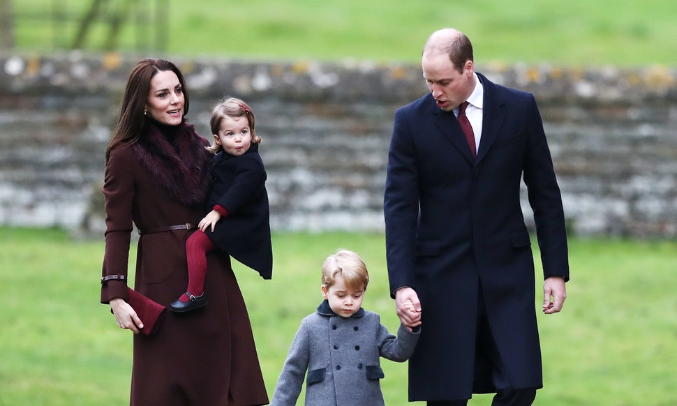 the royal familys secret christmas card may have been revealed its adorably low key photo