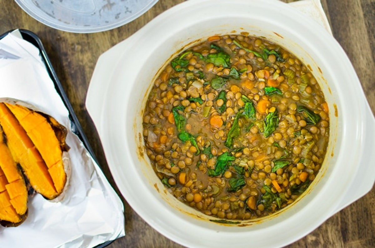 35 Vegan Crock-Pot Recipes To Keep You Warm & Well-Fed