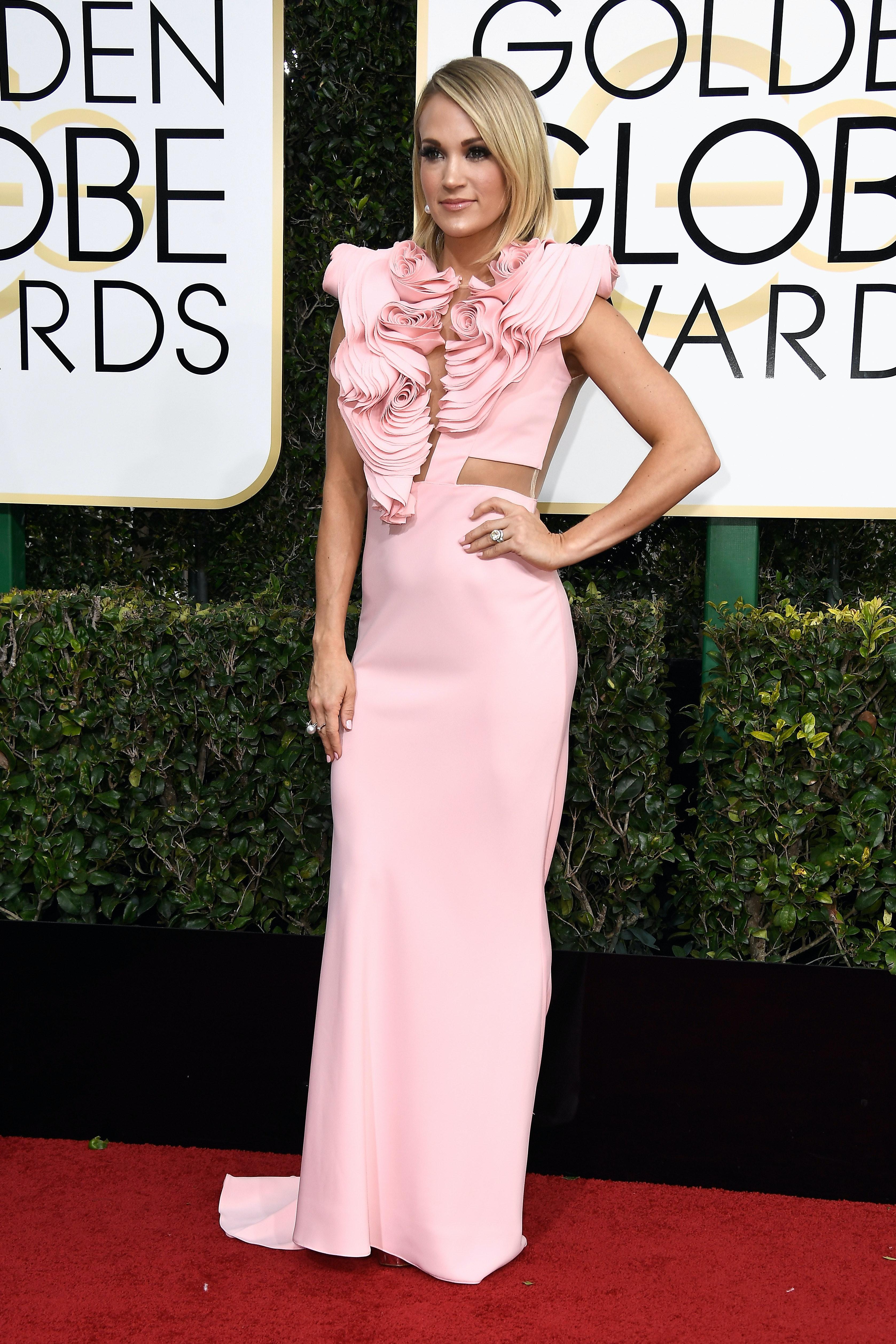Carrie Underwood Dress