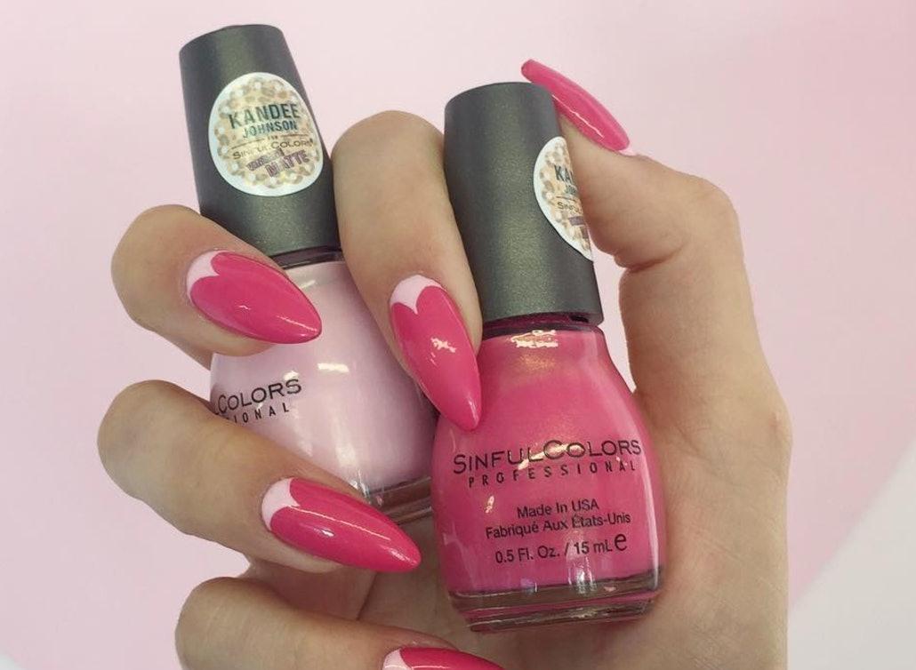 pack Of 2 Sinfulcolors Nail Polish Attractive Fashion