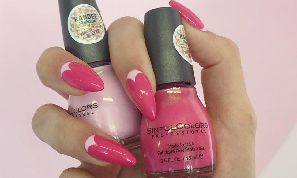 Are Kandee Johnson x SinfulColors Nail Polishes Matte? These Are The ...