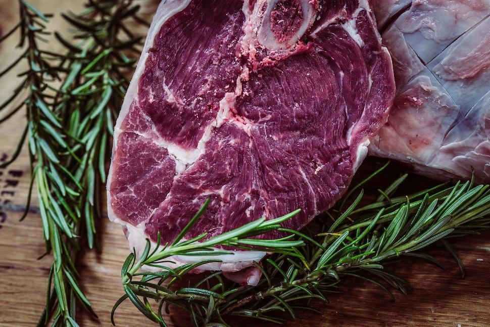 meat digestion process