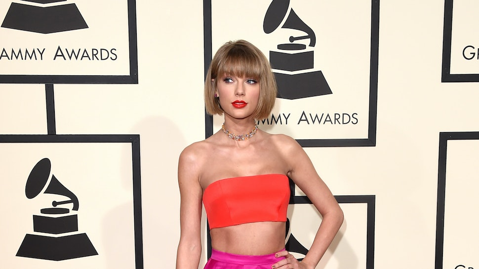 9c88eaab69e5 All Of Taylor Swift's Grammys Outfits Are A Perfect Portrayal Of Her Career  Path