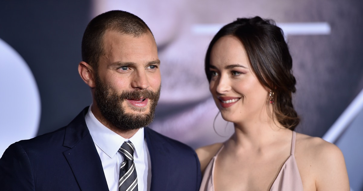 Dating who is jamie dornan The Untold