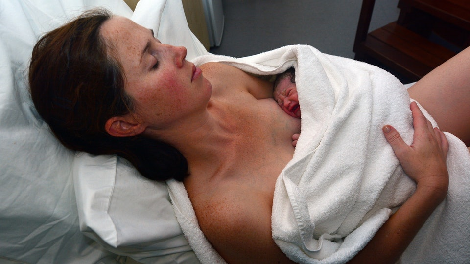 Does Your Vagina Smell Different After Giving Birth? It's Nothing To Worry  About