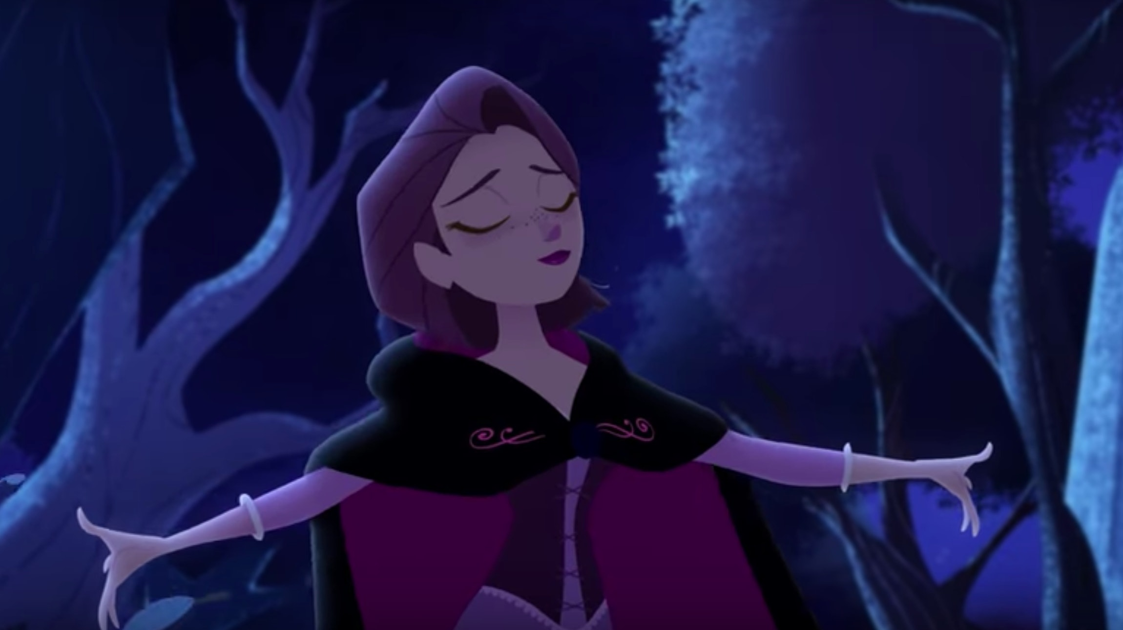 Mandy Moore S Tangled Song Lyrics To Wind In My Hair Will Get You Excited For The Disney Channel Sequel