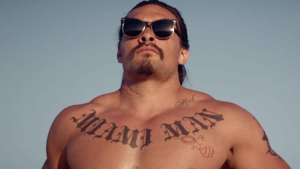 The Bad Batch Trailer Shows Jason Momoa Is Channeling Khal