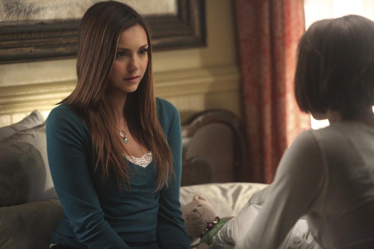 when will elena come back on 'vampire diaries'? nina dobrev's return