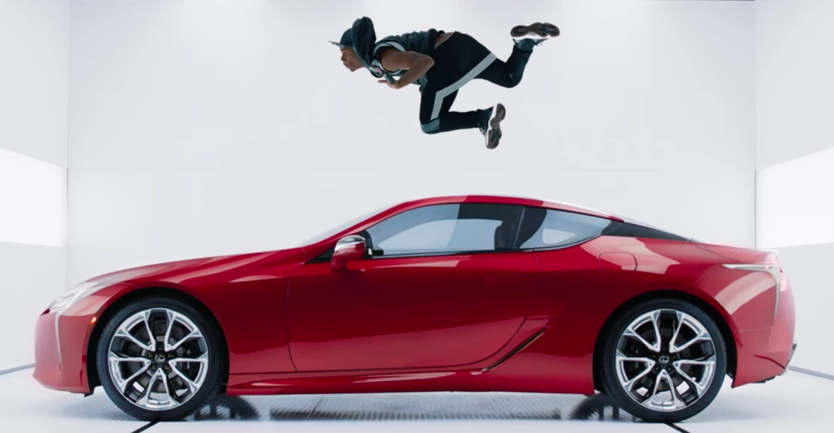 What Song Is In The Lexus Super Bowl Commercial? Itu0027s A Party Anthem