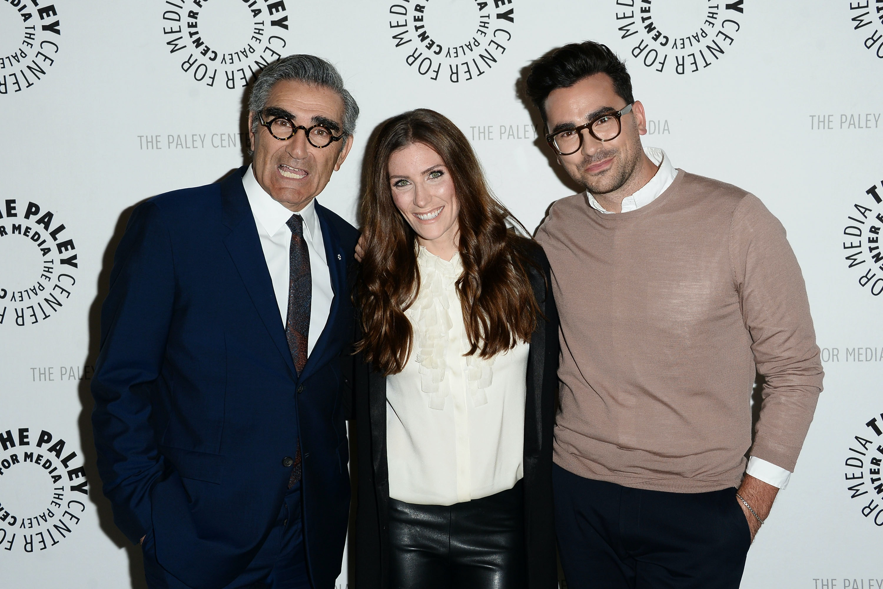 Eugene Levy's Kids Are His Real Life Teachers On 'Schitt's