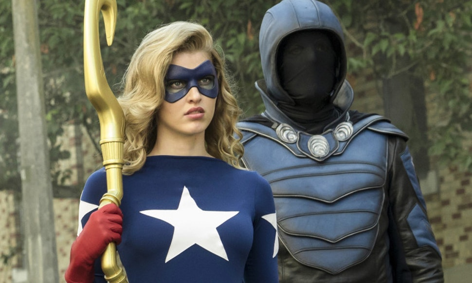 First look at DCs Stargirl - Champion of Earth 2