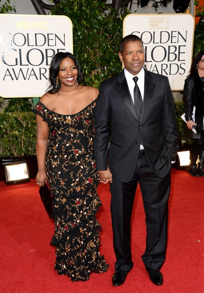 Denzel Washington's daughter Olivia wants to follow in her father's footsteps as an actor.