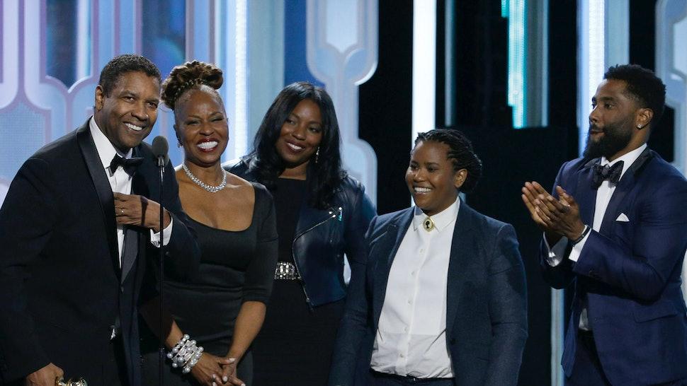 Denzel Washington has four children: John David, Katia, Olivia, and Malcolm.