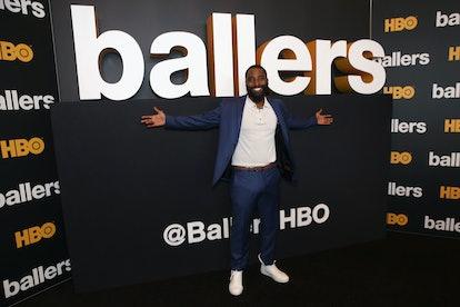 Denzel Washington's son John David Washington is an actor on Ballers and BlacKkKlansman.