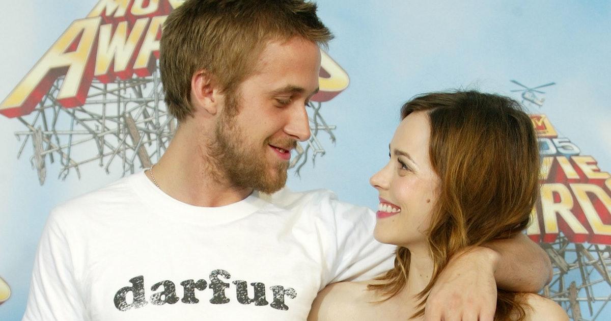 Gosling mcadams rachel ryan dated Relationship Timeline: