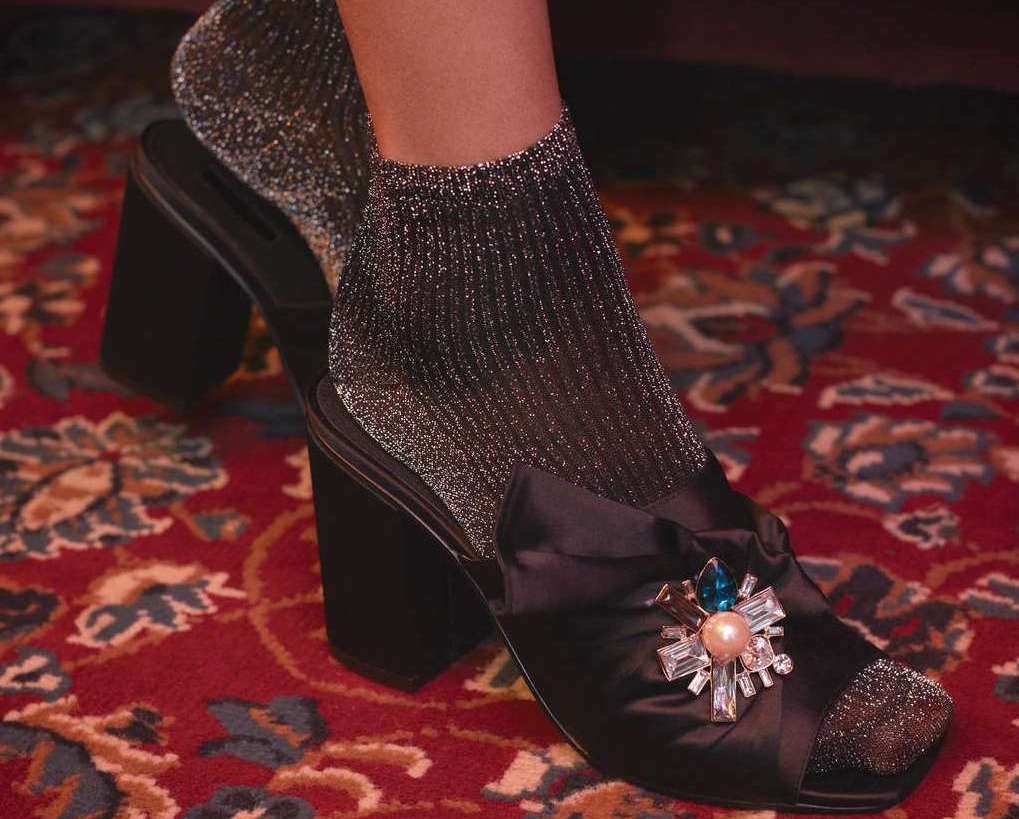 Socks 14 Spring This Mules You Can Wear With MzVqUpSG