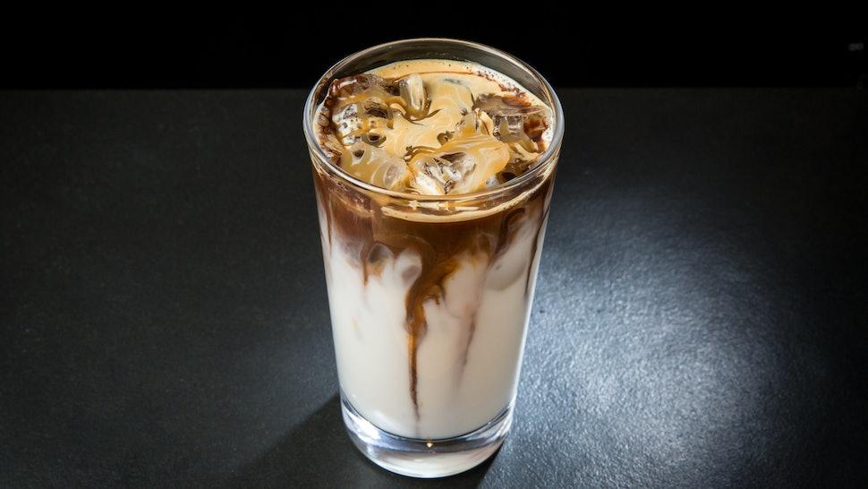 ¡5 recetas veganas de café helado!
