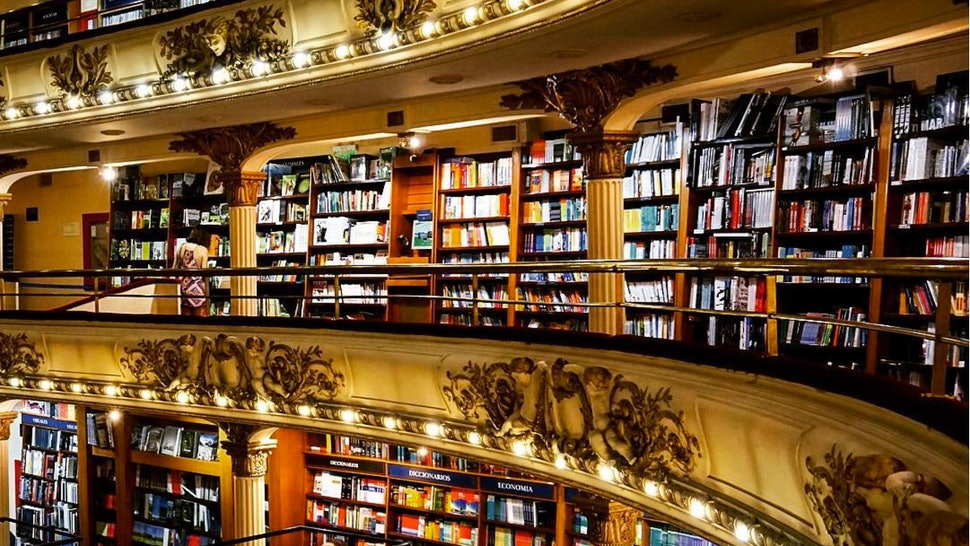 12 Of The Biggest Bookshops In The World For When You Want