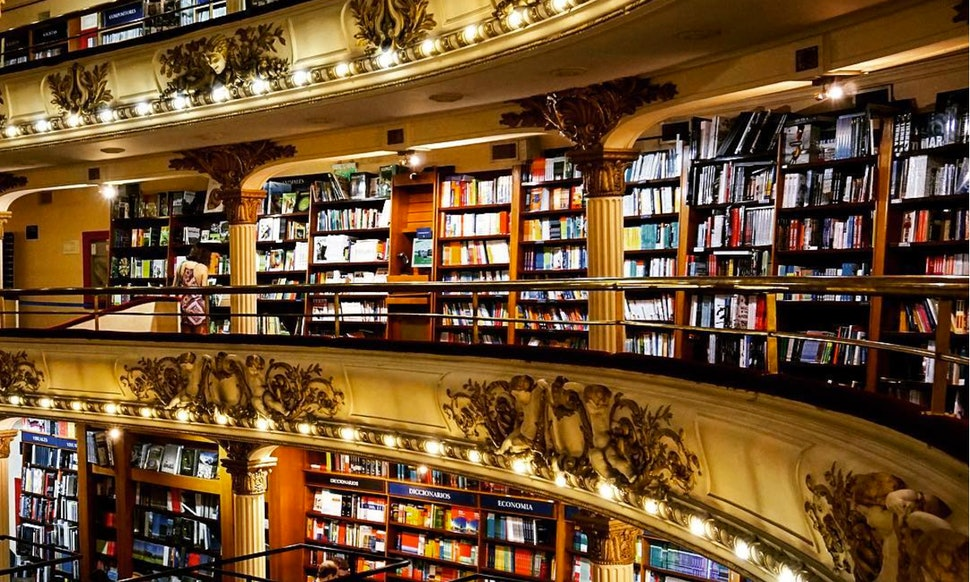 12 of the biggest bookshops in the world for when you want to lose yourself in literature - Bookshelves For Bookstores