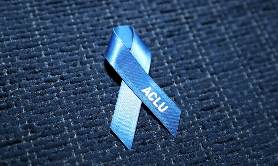 Why Is The Aclu Ribbon Blue Heres The Meaning Behind The Color