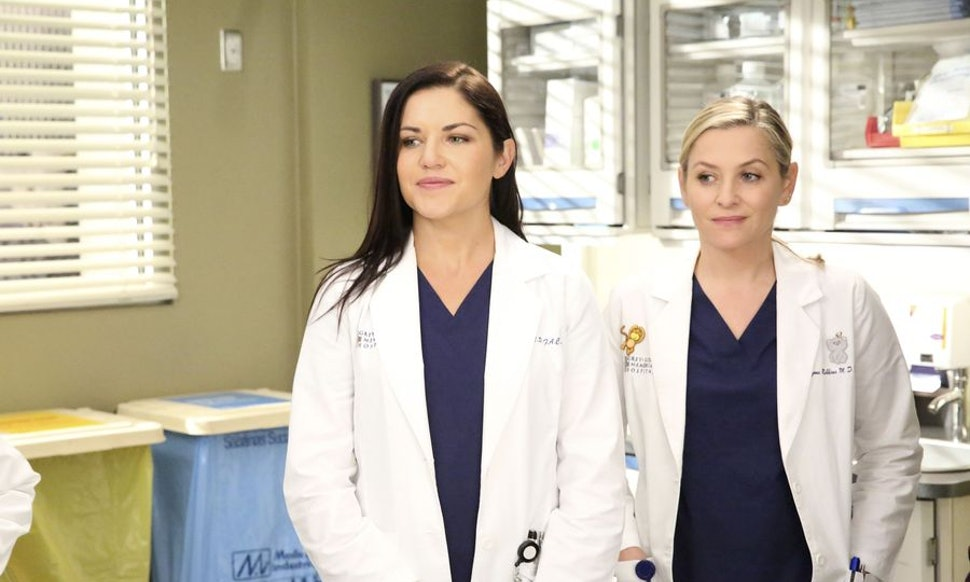 Who Is Eliza Minnick On \'Grey\'s Anatomy\'? She\'s There To Whip Grey ...