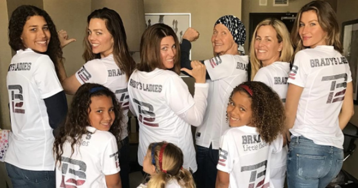 Where To Buy Gisele's Brady's Ladies Jersey To Support The ...